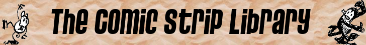 Comic Strip Library Logo